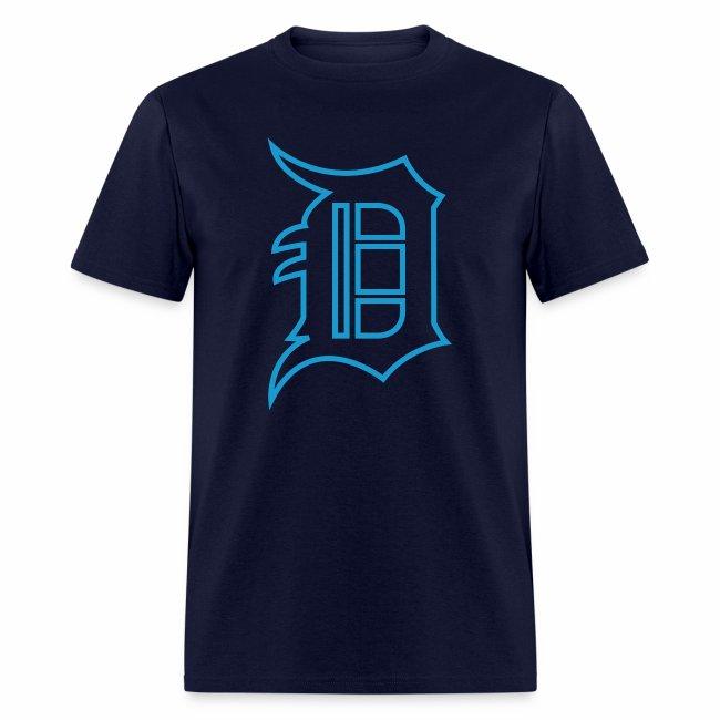 Detroit D Blue