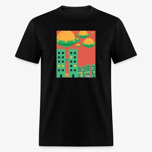 wierd stuff - Men's T-Shirt