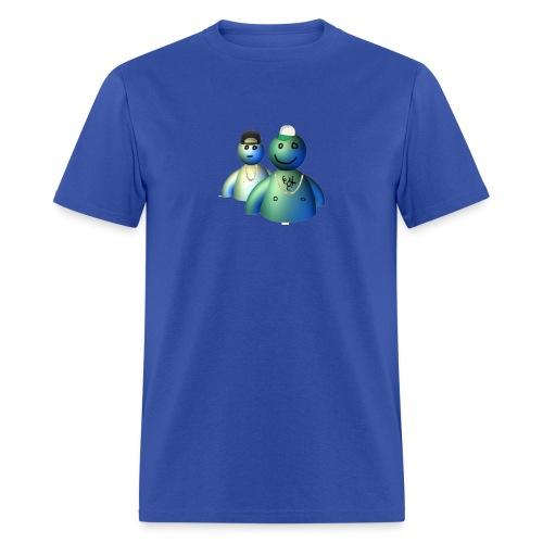 just a couple uh joe s - Men's T-Shirt