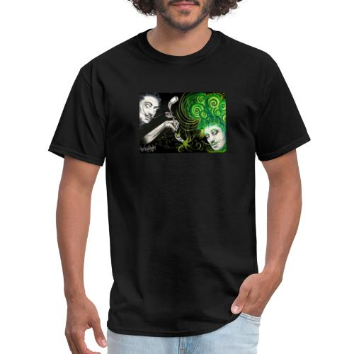 Doubled Dali - Men's T-Shirt