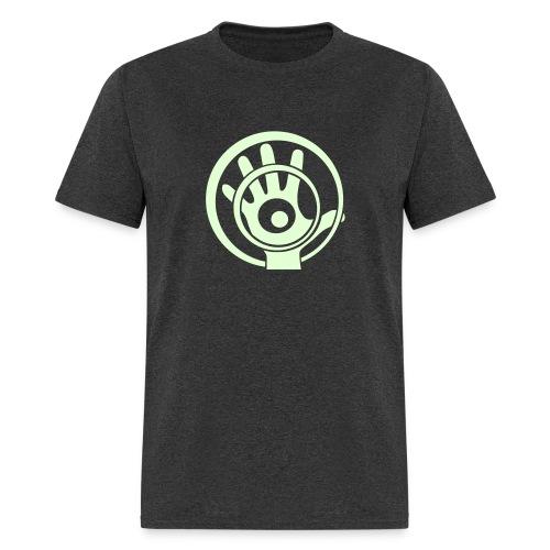 SWTOR Jedi Consular Logo 1-Color - Men's T-Shirt