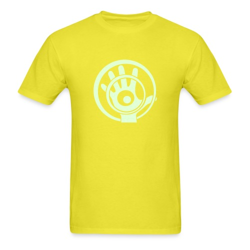 SWTOR Jedi Consular Logo 1-Color - Men's T-Shirt
