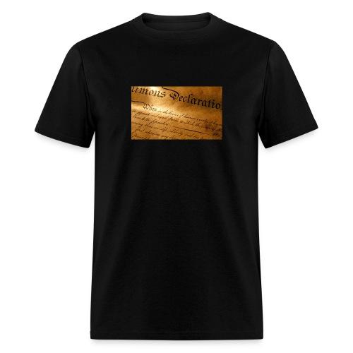 Human Events - Men's T-Shirt