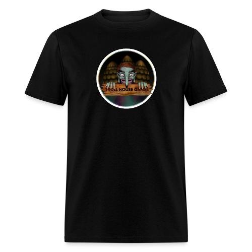 Troll House Games Logo - Men's T-Shirt