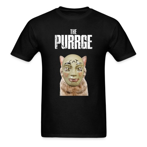 The Purrge - Men's T-Shirt
