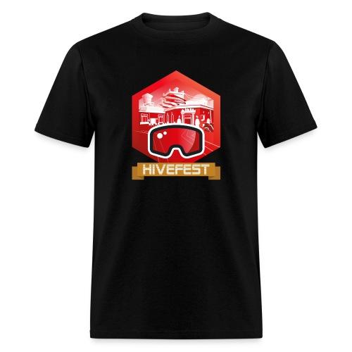 HiveFest V Banner - Men's T-Shirt