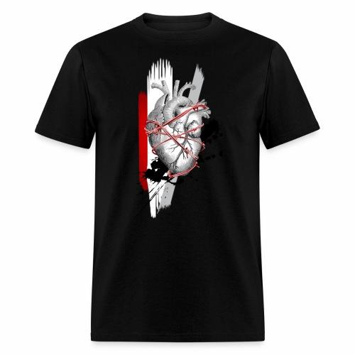 Heart Attack - Men's T-Shirt
