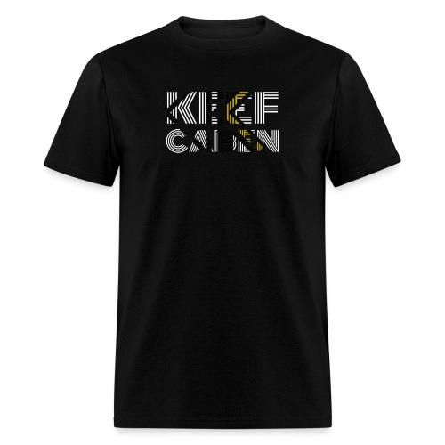 Keef Caben Remix EP Design WHT - Men's T-Shirt