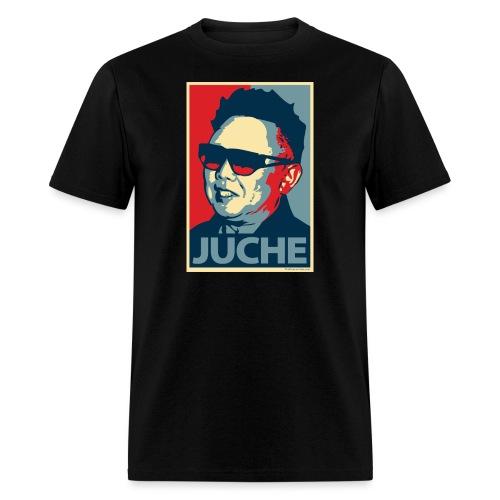 Kim Jon Il Juche - Men's T-Shirt