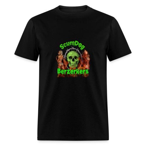 Scumdog Berzerkers - Men's T-Shirt