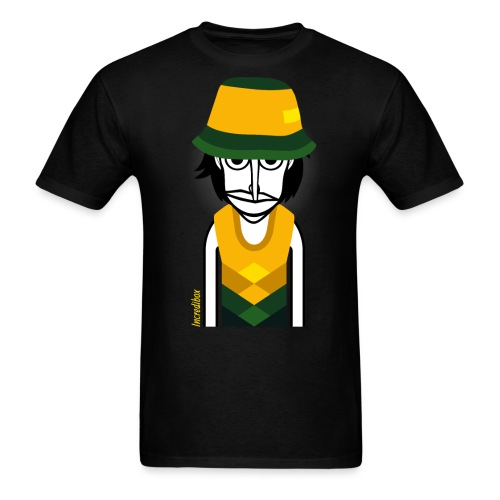 perso-buckethat - Men's T-Shirt