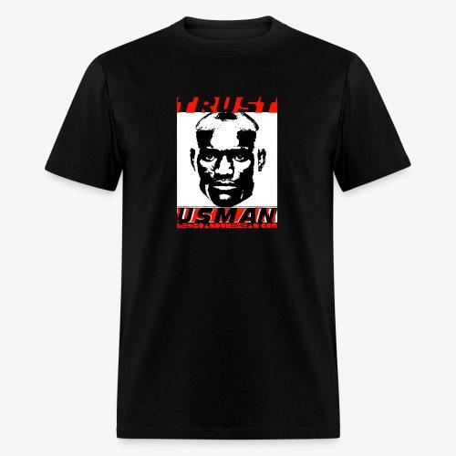 Kamaru Usman - Men's T-Shirt
