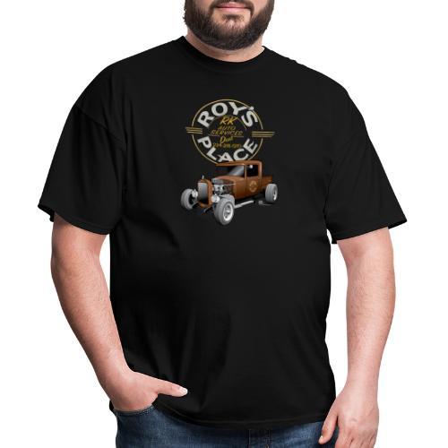 RoysRodDesign052319_4000 - Men's T-Shirt