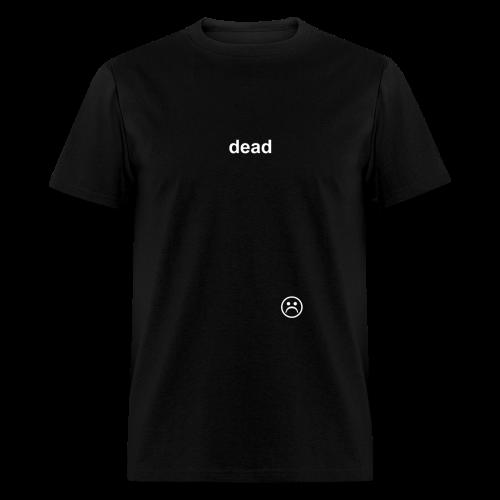 dead COLORED - Men's T-Shirt