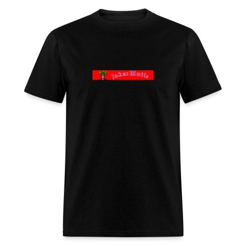 Joker Mails Header - Men's T-Shirt