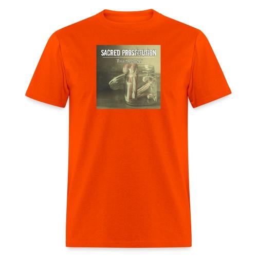 sacred prostitutionface the truth - Men's T-Shirt