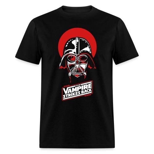 the Vampire Strikes Back - Men's T-Shirt