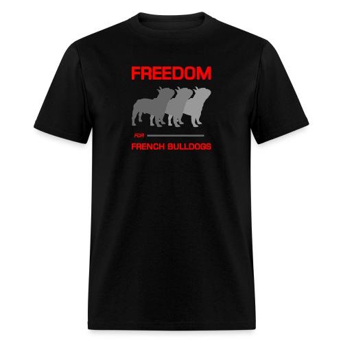 French Bulldogs - Men's T-Shirt