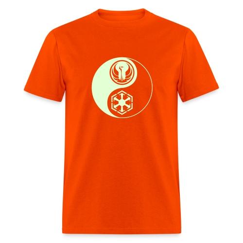 Star Wars SWTOR Yin Yang 1-Color Light - Men's T-Shirt