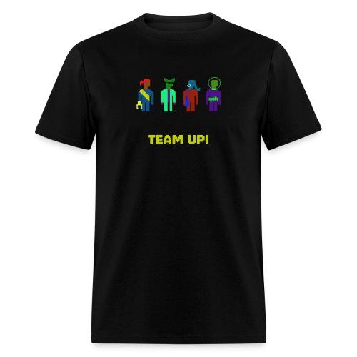 Spaceteam Team Up! - Men's T-Shirt