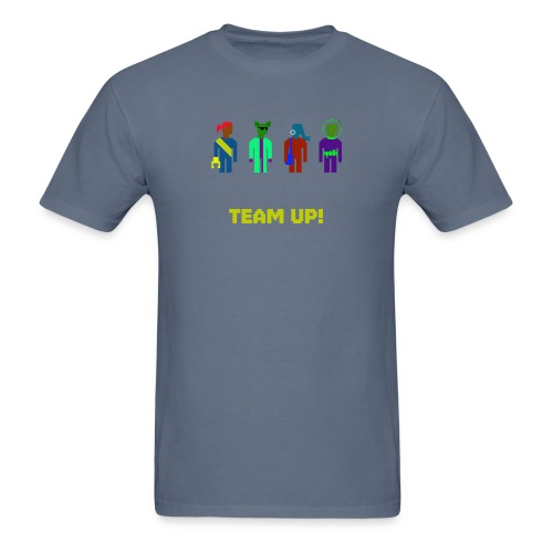 Spaceteam Team Up! - Men's T-Shirt