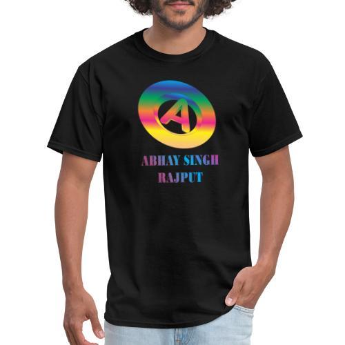 abhay - Men's T-Shirt