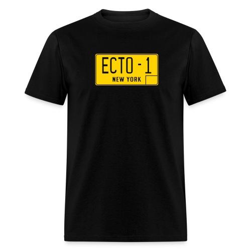 ECTO-1 Plate - Men's T-Shirt