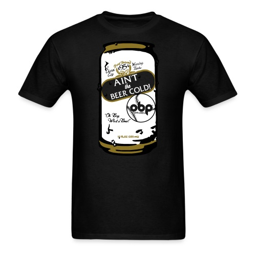 beercold2 - Men's T-Shirt