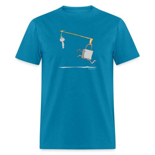 lock - Men's T-Shirt