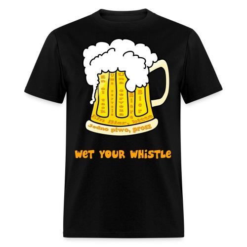 Layoverin Beer shirt - Men's T-Shirt