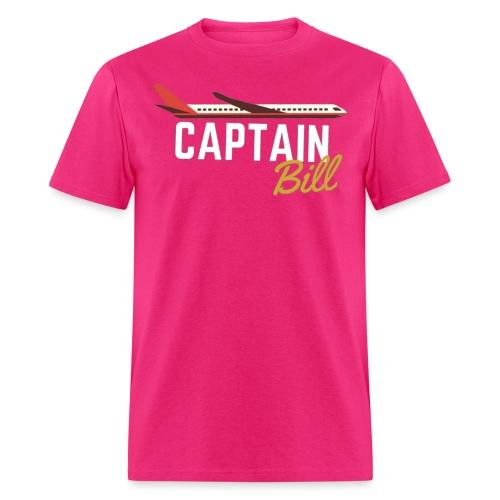 Captain Bill Avaition products - Men's T-Shirt