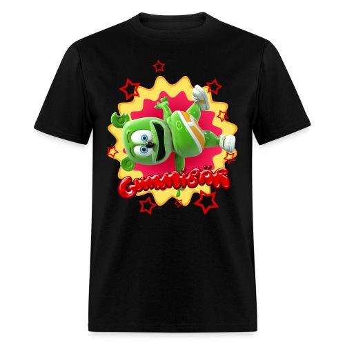 Gummibär Starburst - Men's T-Shirt