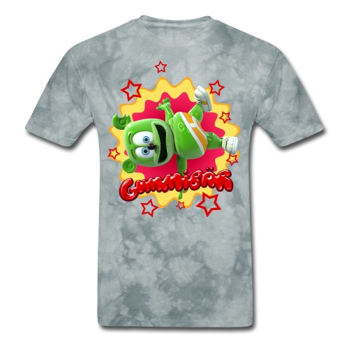 Gummibär Starburst - Men's T-Shirt