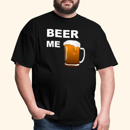 BEER ME TEE - Men's T-Shirt