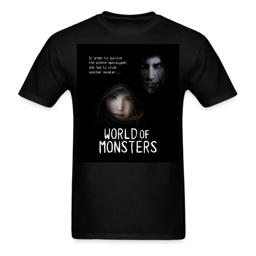 Monster-Big - Men's T-Shirt