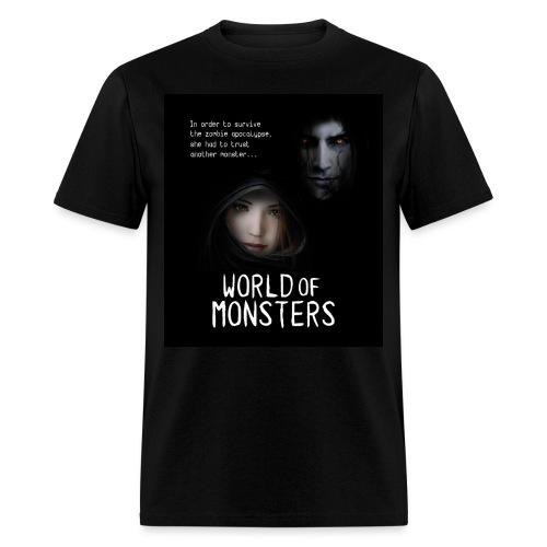Monster-Big - Men's T-Shirt