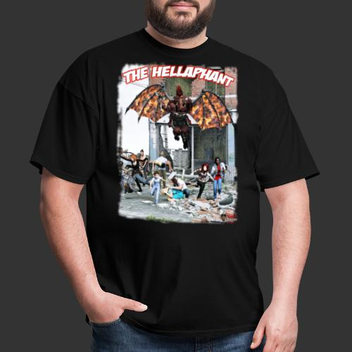 The Hellaphant Alternate Concept: Re-Issue - Men's T-Shirt