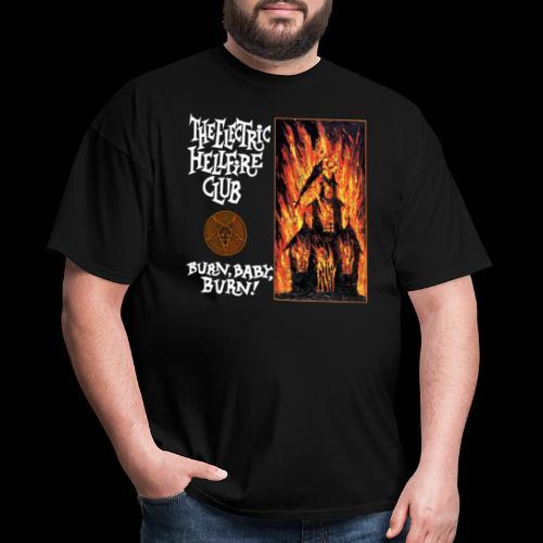 Electric Hellfire Club B - Men's T-Shirt