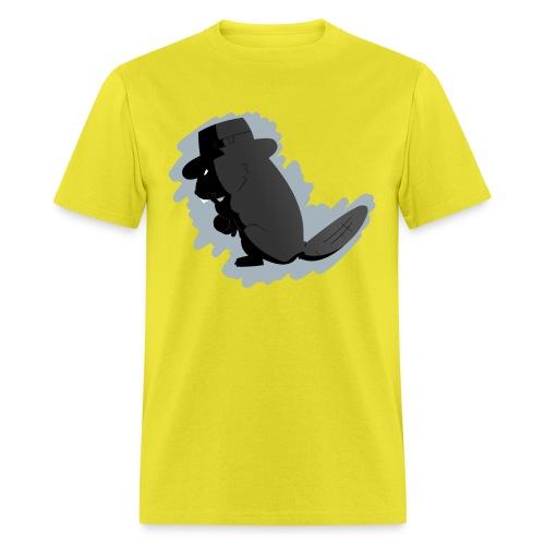 beaver png - Men's T-Shirt