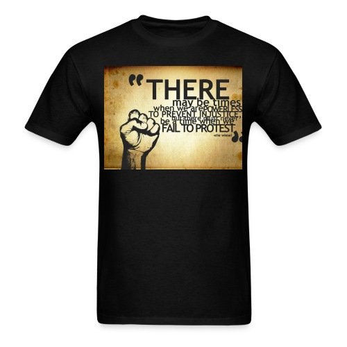 there may be times when we are powerless - Men's T-Shirt
