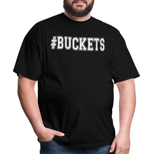 #BUCKETS - Men's T-Shirt