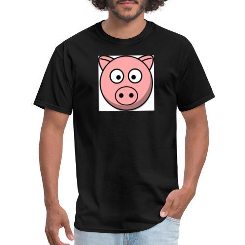 Piggy Mask - Men's T-Shirt