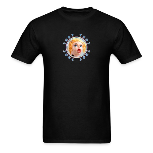 BLOW UP DOLL THOT - Men's T-Shirt