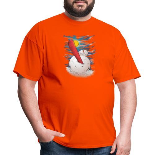 the accident - Men's T-Shirt