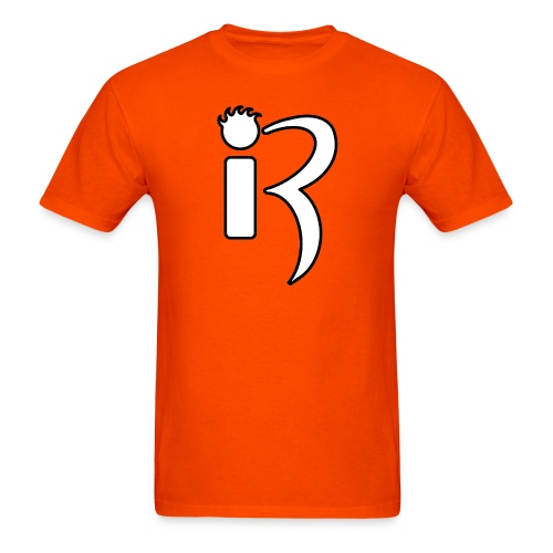 ir logo - Men's T-Shirt