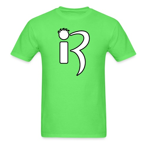 ir logo - Men's T-Shirt