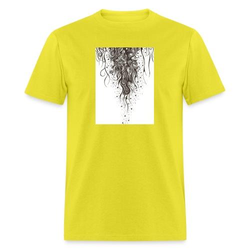 Tendrils - Womens Standard - Men's T-Shirt