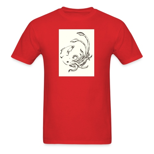 Red Devil - Womens Standard - Men's T-Shirt