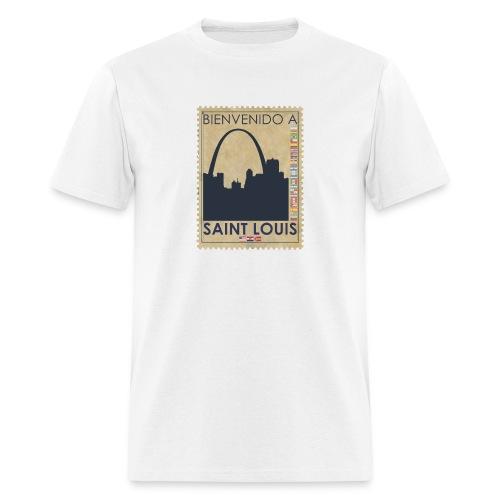 Bienvenido A Saint Louis - Men's T-Shirt