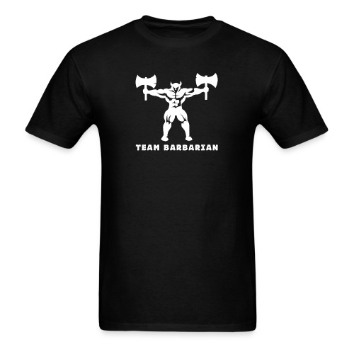 Barbaric Hoodie - Men's T-Shirt